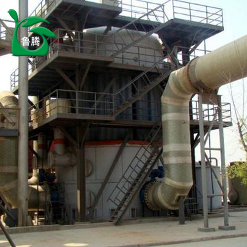 大型湿式静电除尘器